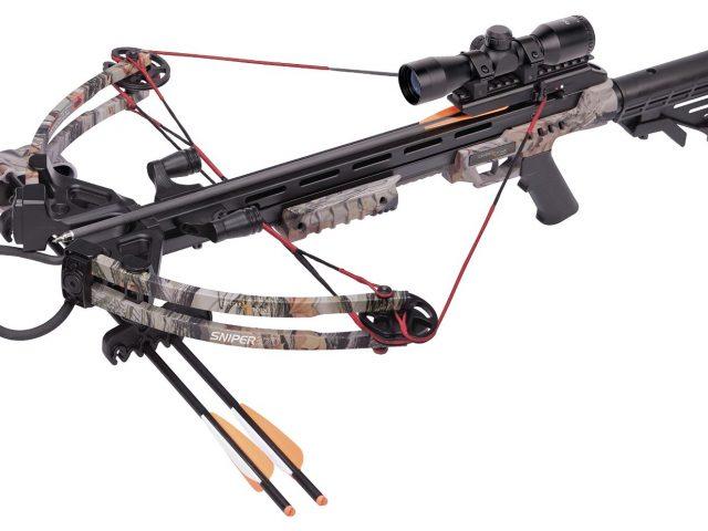 Crossman CenterPoint Sniper 370