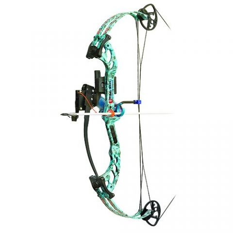PSE Tidal Wave Right Hand Bowfishing Package